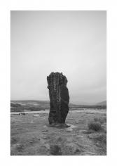 Seher Shah, Machrie Moor I, 2015, In collaboration with Randhir Singh,Digital Print