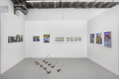 Installation view of Green Art Gallery, Dubai at LISTE,2018
