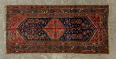 Nazgol Ansarinia, Mendings (carpet), 2010, Mixed media, 195 x 95 cm
