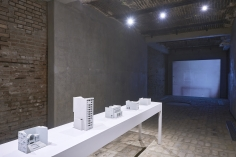 The Room Becomes a Street, Nazgol Ansarinia, Installation view at Argo Factory, Tehran, Iran, 2020