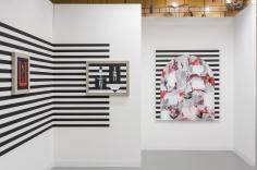 Installation view of Green Art Gallery, Dubaiat LISTE, 2016