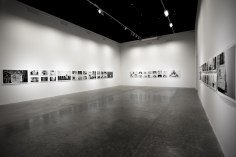 The Resurrection, Jaber Al Azmeh, Installation view at Green Art Gallery, 2014