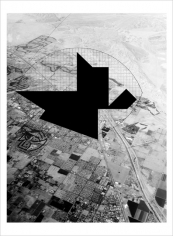 Seher Shah, Mammoth: Aerial Landscape Proposals (Untitled 10), 2012, Archival digital print, 44.5 x 33 cm