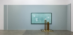 Recollections for a Room, Kamrooz Aram, Installation view at Green Art Gallery, Dubai, 2016
