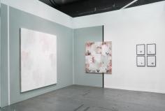 Installation view of Green Art Gallery, DubaiatThe Armory Show, 2017
