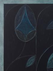 Kamrooz Aram, Nocturne 2 (Silent Nocturne) (detail), 2019