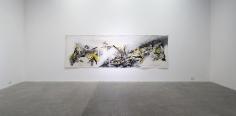 Acid Fields, Shawki Youssef, Installation view at Green Art Gallery, Dubai, 2013