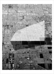 Seher Shah, Mammoth: Aerial Landscape Proposals (Untitled 11), 2012, Photographs by Randhir Singh, 21 archival digital prints, 44.5 x 33 cm (each)