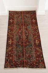 Nazgol Ansarinia, Mendings (carpet), 2010, Mixed media, 203 x 88.9 cm