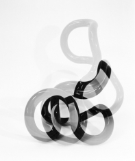 Talia Chetrit, Modular Sculpture, 2011, Silver gelatin print, 61 x 51 cm