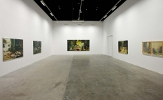 Celebrations of the Absent, Ziad Dalloul, Installation view at Green Art Gallery, Dubai, 2011