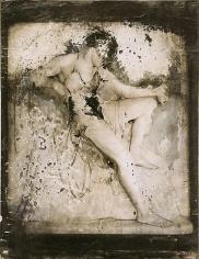 Zsolt Bodoni, Body no. 1/3, 2012, Acrylic on photo, 19 x 24 cm