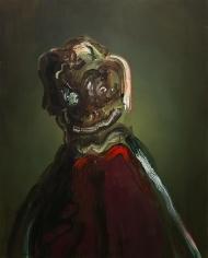 Ross Chisholm, Testamony, 2013, Oil on canvas, 152 x 122 cm