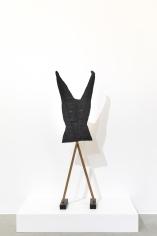 Ana Mazzei, Run Rabbit Run: The Rabbit, 2018, Beechwood and Cambric linen