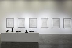 Installation view,The Lightness of Mass, Green Art Gallery, Dubai, 2016