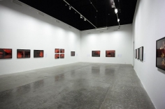 Wounds, Jaber Al Azmeh, Installation view at Green Art Gallery, Dubai,2012