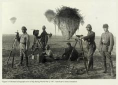 Mehreen Murtaza, Ottoman heliograph crew at Huj during World War I, 1917. American Colony Jerusalem, 2012, Hahnemühle Matte Cotton Smooth Inkjet Paper