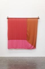 Ana Mazzei, Pink Room, 2018, Acrylic on linen, 213 x 220 cm