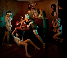 Nazif Topcuoglu, The Hunger, 2011, C-print, 124 x 143 cm, Ed. of 5