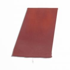 Alessandro Balteo-Yazbeck, Instrumentalized #2, 201, Faded, backside, cotton chemise semi-stretched flat on canvas