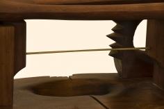 Chaouki Choukini, Crépuscule (detail), 2017