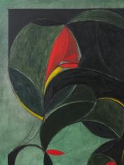 Kamrooz Aram, Orange Blossom (detail), 2019