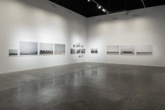 Border-lines, Jaber Al Azmeh, Installation view at Green Art Gallery, Dubai, 2016