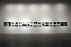 The Resurrection,Jaber Al Azmeh,Installation view at Green Art Gallery, 2014