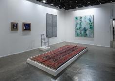 Installation view of Green Art Gallery, Dubai at Art Dubai, 2015