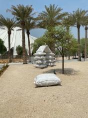 Afra Al Dhaheri,Pillow Fort Playground (نلعب بيت؟), 2021