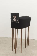 Ana Mazzei, DramaFobia, 2017, Installation view at Galeria Jaqueline Martins, 2017