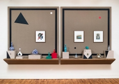 Kamrooz Aram, Ancient Through Modern: A Collection of Uncertain Objects, Part 1, 2014