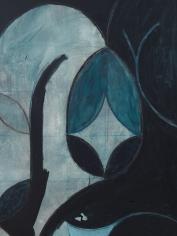Kamrooz Aram, Nocturne 1 (Rising Nocturne) (detail), 2019