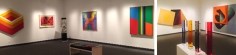 Back to Basics, Frederick R. Weisman Museum of Art, Pepperdine University, installation views