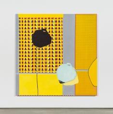 Egan Frantz Tell-tale (Yellow), 2020