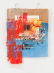 Tomashi Jackson Peaches and Cream (The Gerrymander), 2018