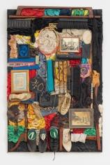 Noah Purifoy Rags & Old Iron I (after Nina Simone), 1989