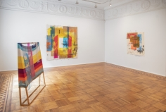 Tomashi Jackson: Time Out of Mind  Installation View