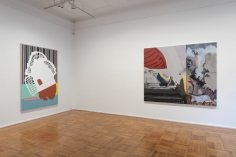 Abstract! Minimalism to Now  Installation View
