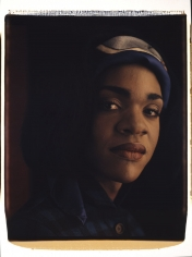 "Lyle Ashton Harris ""If They Could See Me Now"", 1994 Unique polaroid 24 x 20 inches"