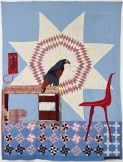 Jesse Krimes, Red Eagle, 2020