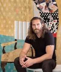 Jesse Krimes portrait