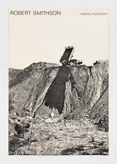 Robert Smithson, Asphalt Rundown, 1969