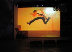 Still From Jacob Dyrenforth Performance 1