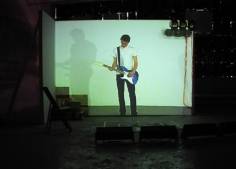 Still From Jacob Dyrenforth Performance 6