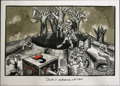 The Jackleg Testament: Part One – Jack & Eve Piece 31