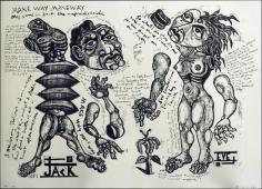 The Jackleg Testament: Part One – Jack & Eve Piece 23
