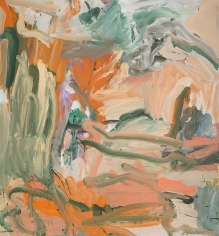 Willem de Kooning, Untitled X