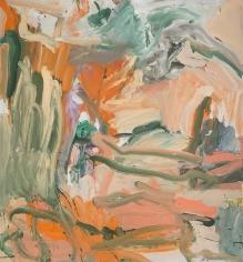 Willem de Kooning, Untitled X