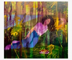 DOMINIC CHAMBERS Amaryllis Daydream, 2020